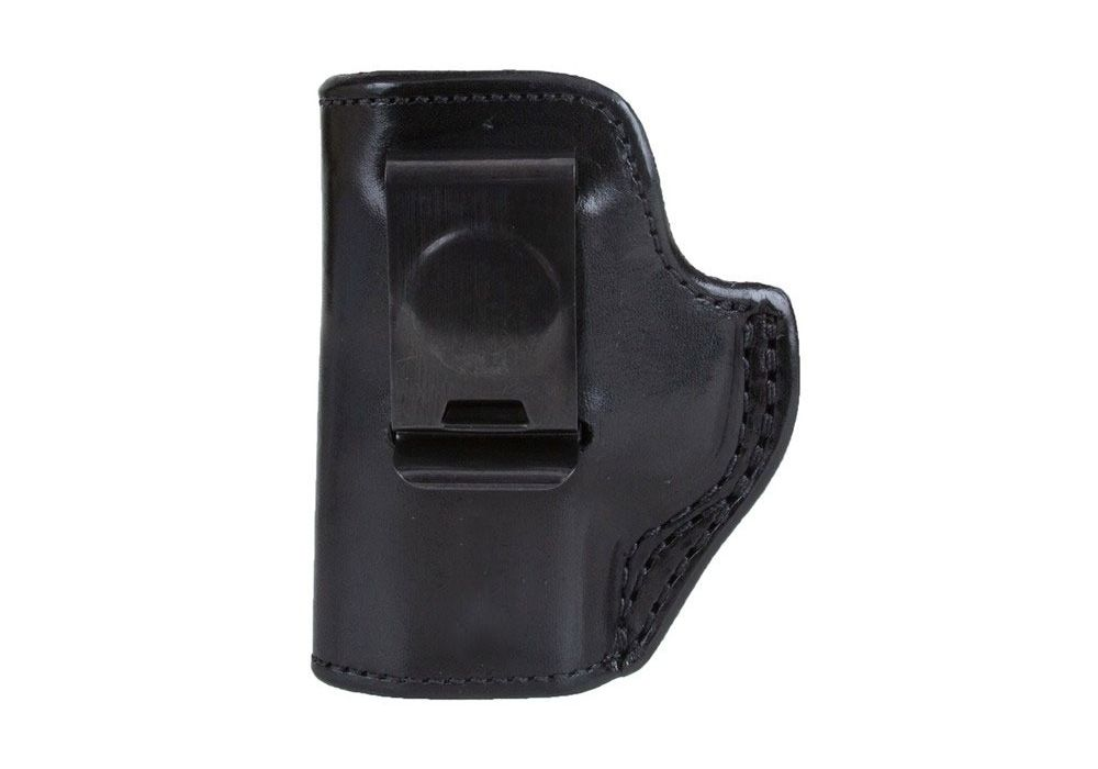 """Right Hand Premium Black Leather IWB Holster SIG SAUER P365 3.1/"""" CLEARANCE"""