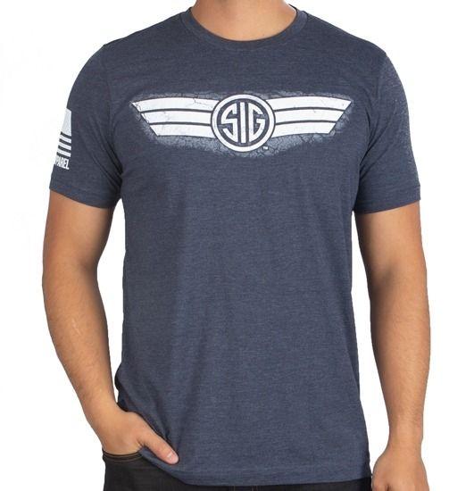 SIG Sauer Shirt Long sleeve for Men-Top season Gift US Size ver2174
