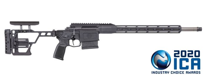 Cross Rifle Sig Sauer